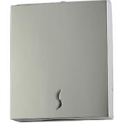 Secador de manos Manual INOX de papel plegado